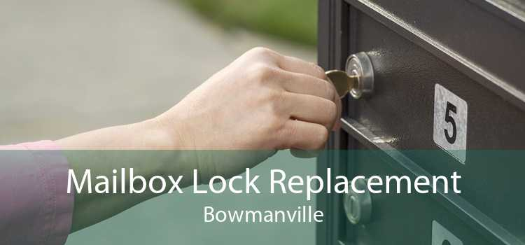 Mailbox Lock Replacement Bowmanville